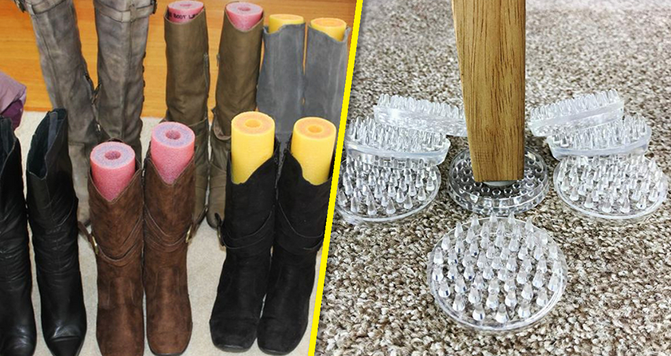 DIY Home Hacks That Are Actually Useful