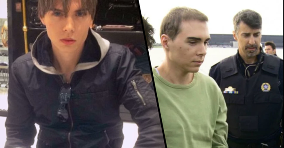 'Don't **** With Cats' Killer Luka Magnotta Is Now Married to Another Convicted Murderer
