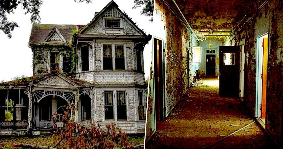 New Show 'Murder House Flip' Is True Crime Meets Fixer Upper