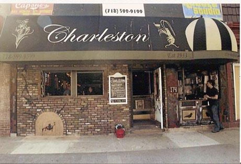 Punk Rockers Open Cajun Restaurant, Honeychiles, in W'Burg Dive Bar Charleston