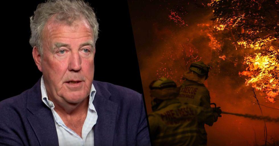 Jeremy Clarkson Slammed for Comments About Australia's Bushfires