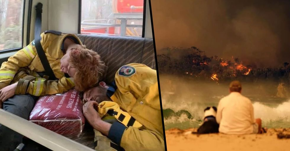 Pictures That Sum up Just How Devastating the Australian Bushfires Really Are