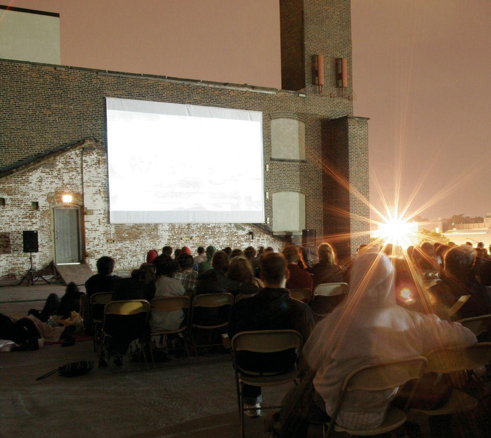 The Kickstarter Film Fest's Tomorrow Night in Brooklyn. Be There.