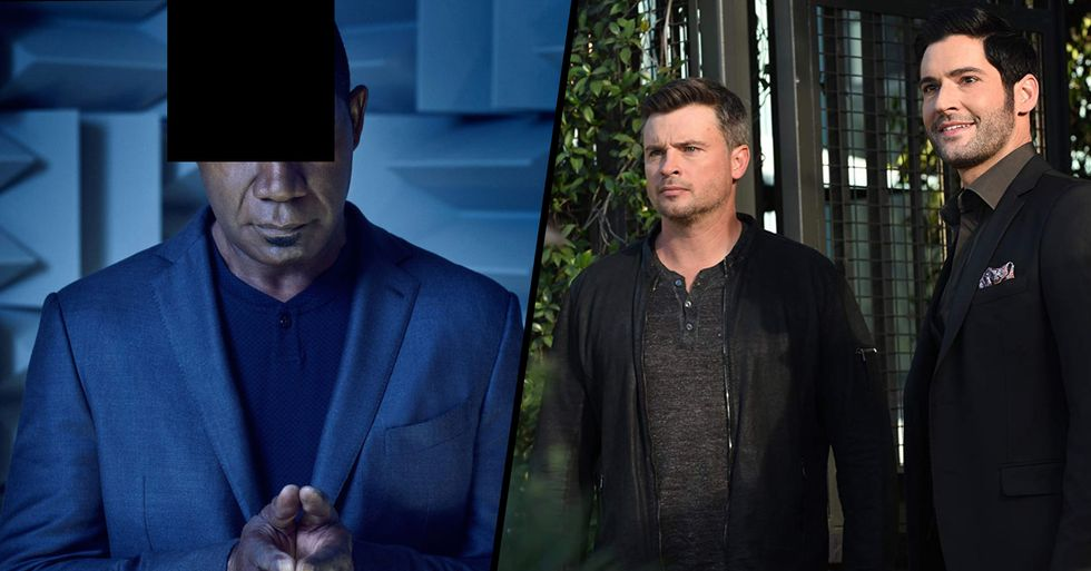 'Lucifer' Season 5 Casts Dennis Haysbert as God