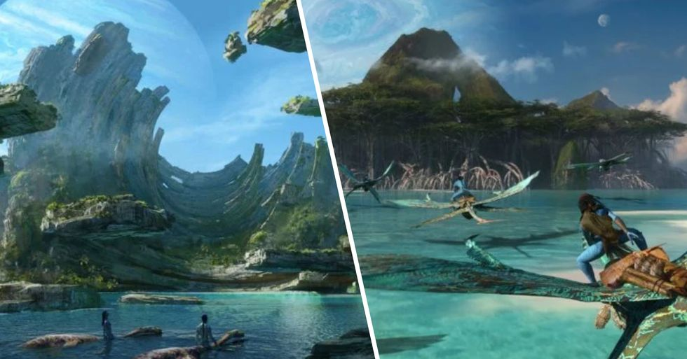 First Look at 'Avatar 2' Concept Art Looks Like It'll Be Way Better Than the First 'Avatar'