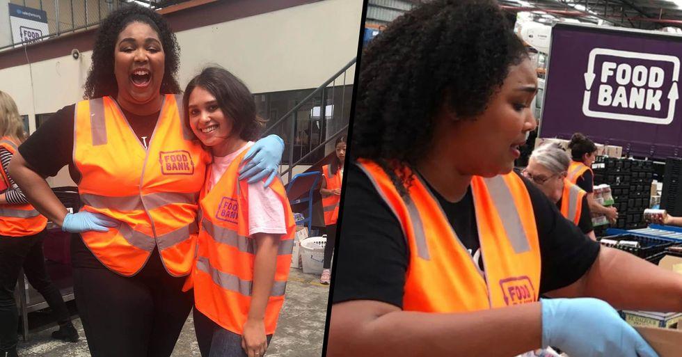 Lizzo Pauses Australian Tour Commitments to Help Bushfire Victims