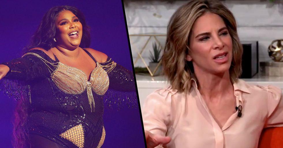 Jillian Michaels Criticized for Fat-Shaming Lizzo