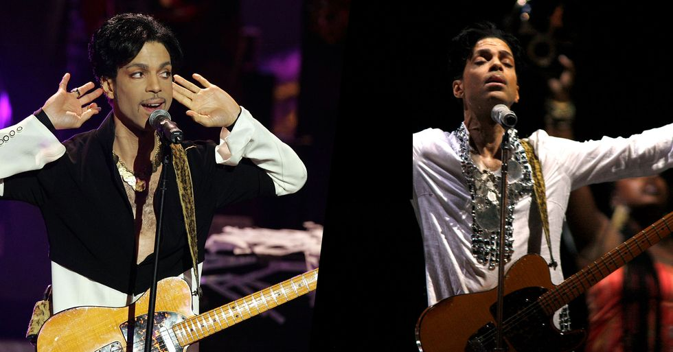 Prince Is Getting an All-Star Grammy Tribute Concert