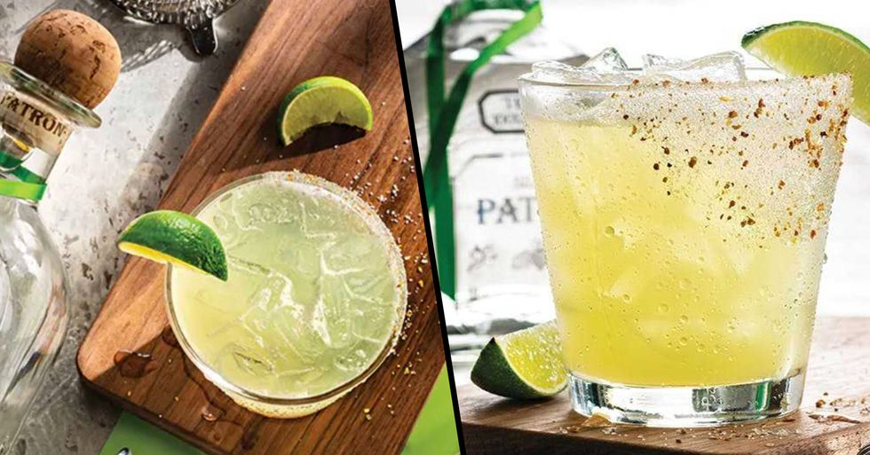 Chili's Is Serving $5 Patron Margaritas All Month Long