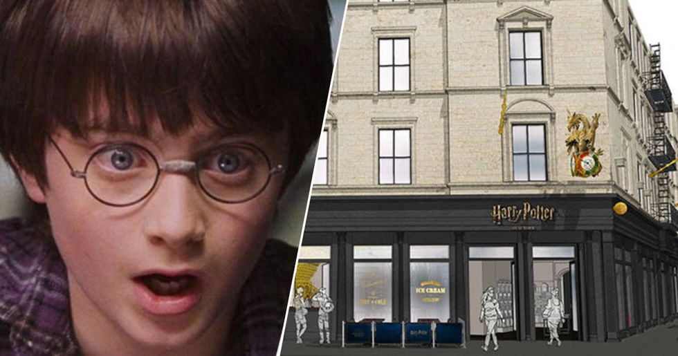 World's Largest Harry Potter Store Is Opening in New York This Summer
