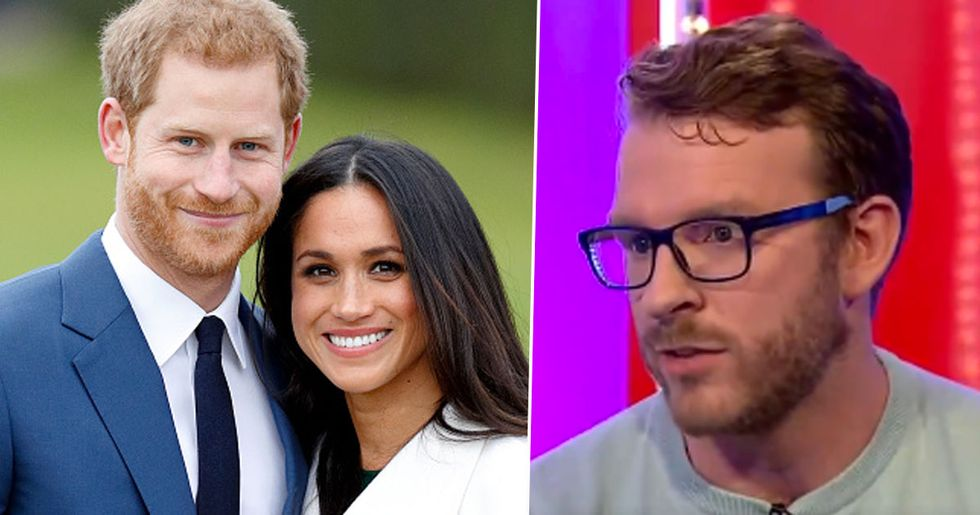 Prince Harry's Military Friend Says Decision Was to Protect Meghan and Archie