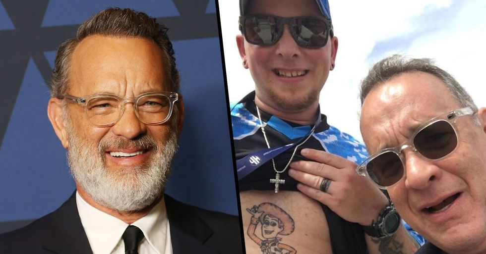 Tweets From People That Met Tom Hanks and Were Not Disappointed