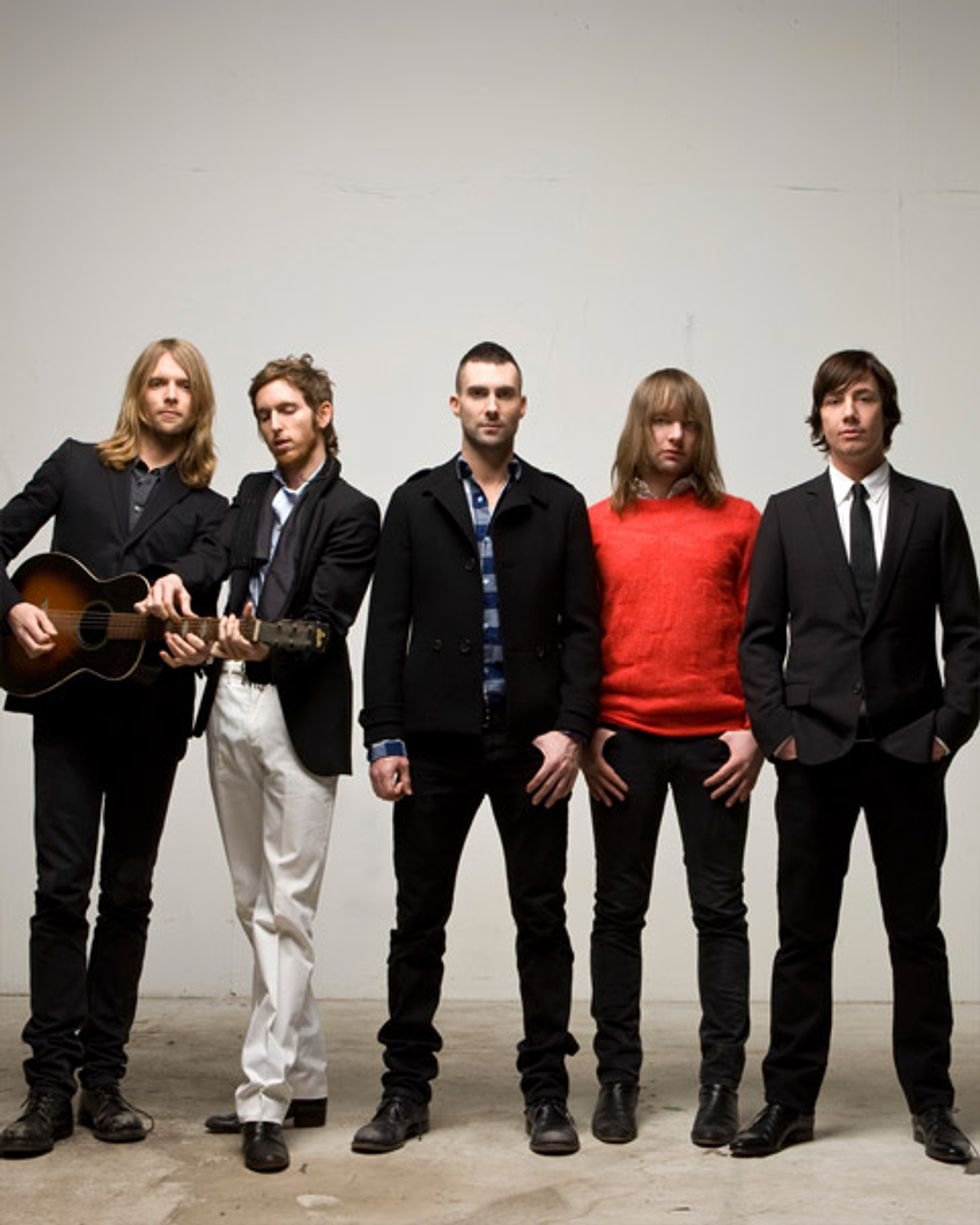 Win Two Tickets to See Maroon 5 in NYC!