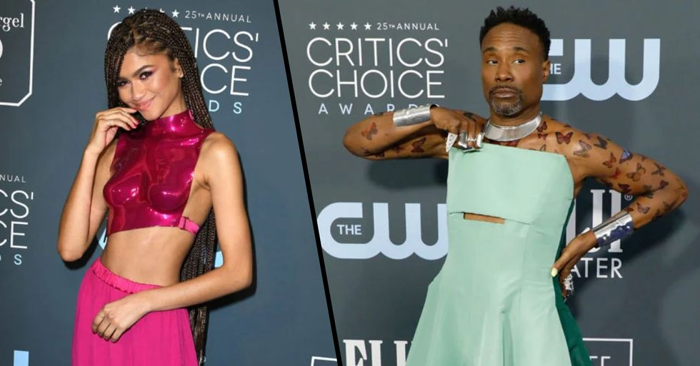 The Best and Worst Dressed Celebs At The Critics' Choice Awards
