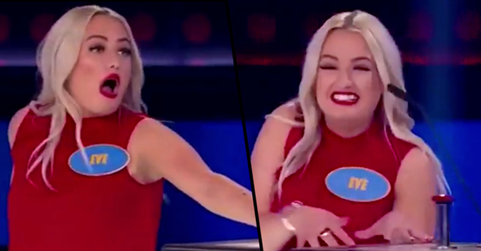 'Family Feud' Contestant Goes Viral After 'One of the Best Moments in Gameshow History'