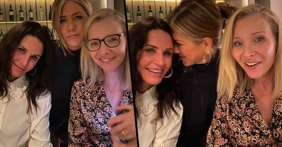 Jennifer Aniston Ditched Critics' Choice Awards for 'Friends' Reunion