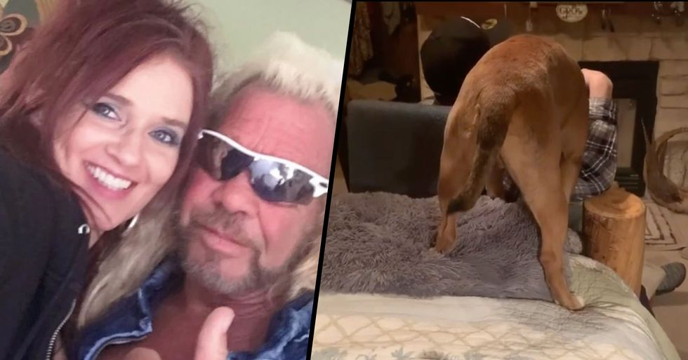 Dog the Bounty Hunter's Girlfriend 'Disgusts Family' With 'Vile Video' From the Bed He Shared With Beth
