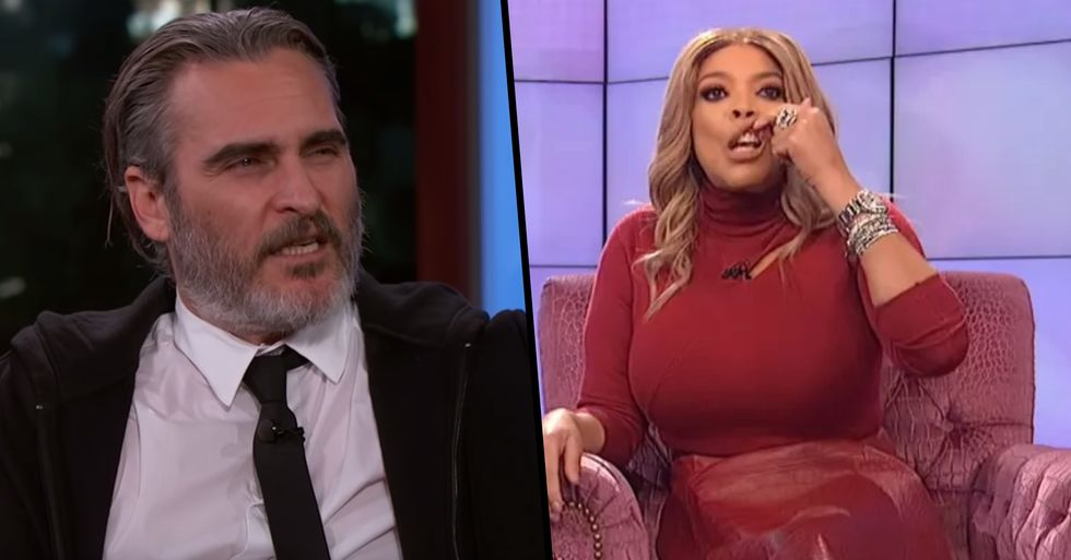 Fans Are Furious at Wendy Williams for Making Fun of Joaquin Phoenix's Cleft Lip