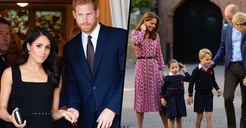 Meghan Markle and Prince Harry Felt Their 'Hand Was Forced' to Leave Royal Family Amid 'Bad Blood'