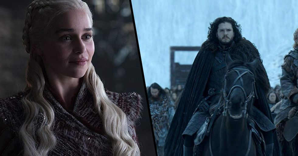 'Game of Thrones' Targaryen Prequel Series Expected for 2022 Release