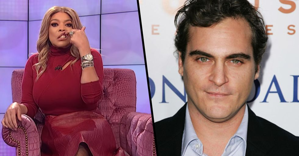 Wendy Williams Responds to Backlash After Mocking Joaquin Phoenix's Cleft Lip