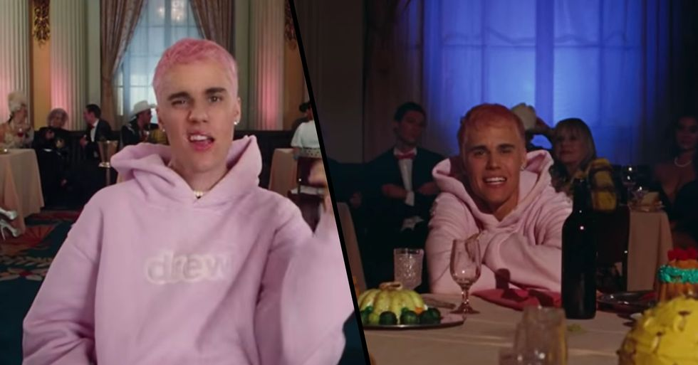 Everyone's Confused About Justin Bieber's Chin in His 'Yummy' Music Video