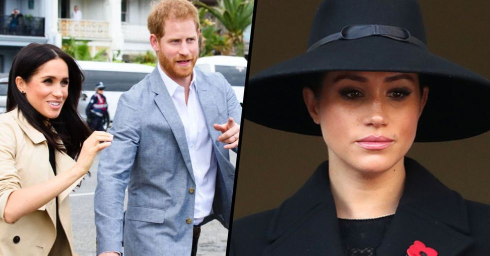 Meghan Markle and Prince Harry's Decision to Step Back From Royal Family Was 'a Matter of Life and Death'