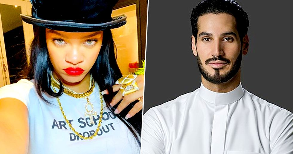 Rihanna Has Broken up With Boyfriend of Three Years Hassan Jameel