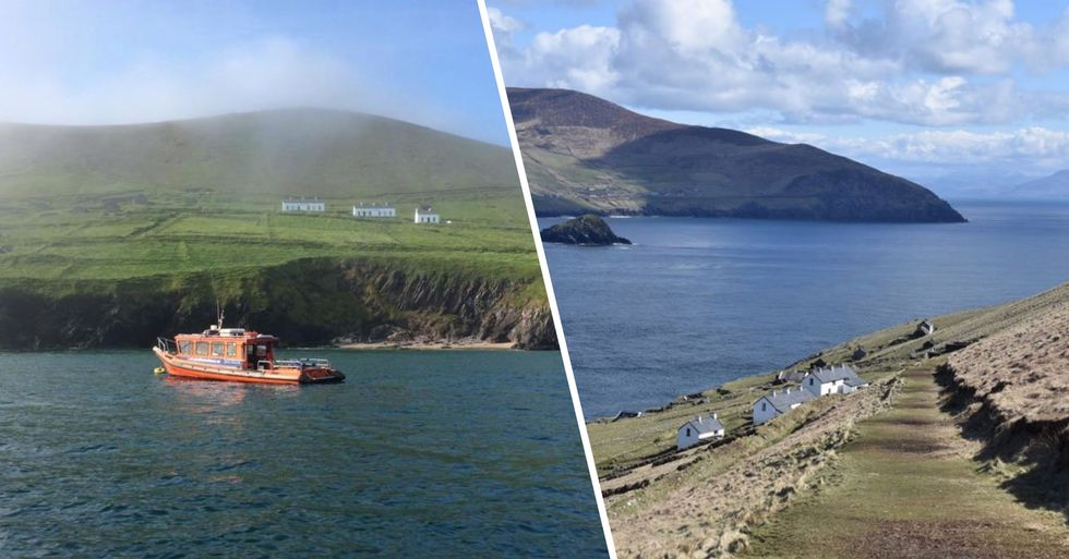 A Remote Island in Ireland Is Looking for Two Friends to Live There for Free and Run Its Coffee Shop