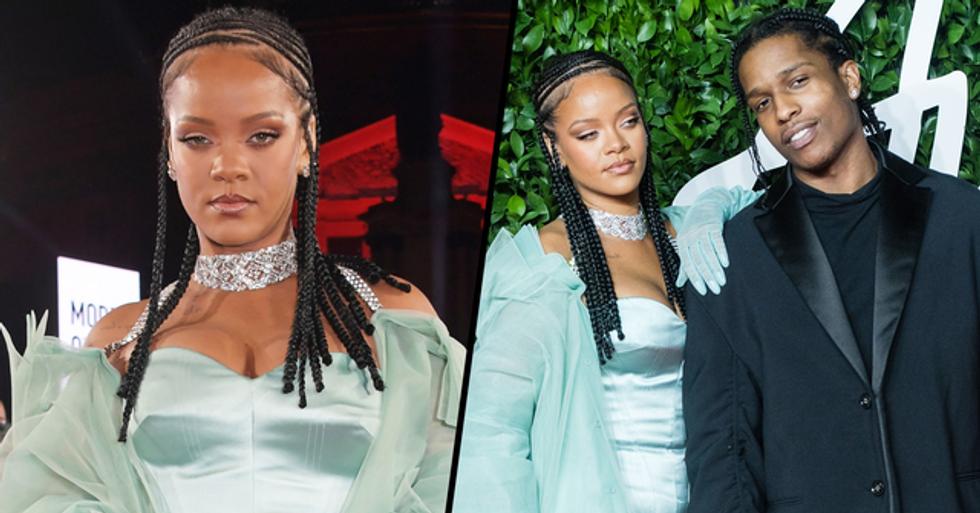 Rihanna Allegedly Dating A$AP Rocky Following Split From Boyfriend Hassan Jameel