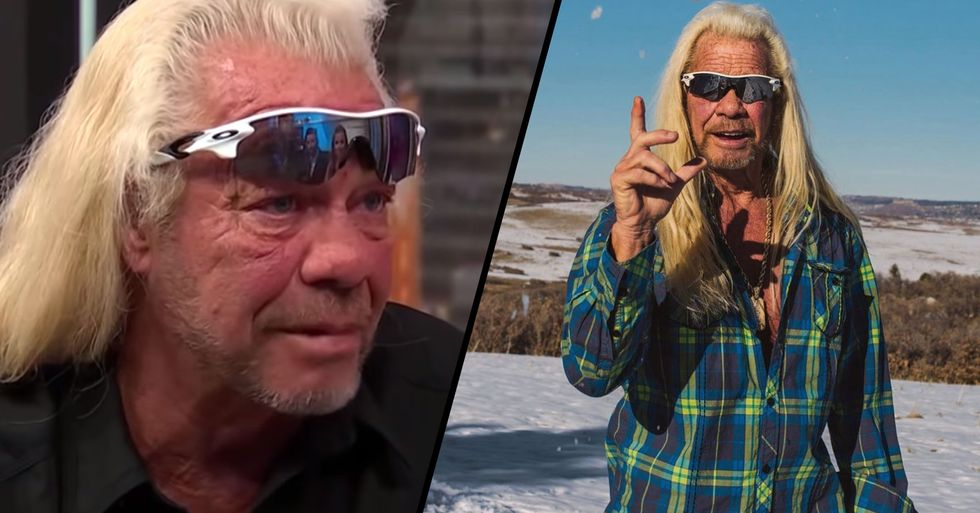 Dog the Bounty Hunter Is Working on Getting His Murder Conviction Overturned