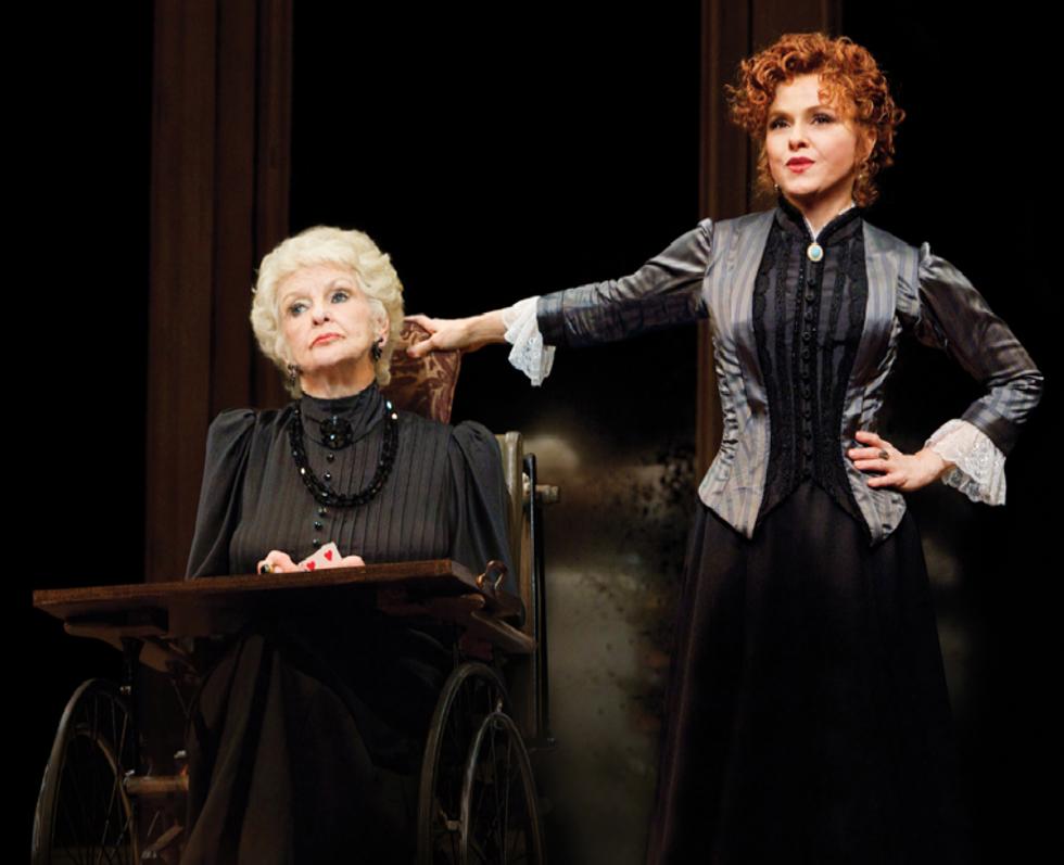 Elaine Stritch and Bernadette Peters Make A Little Night Music