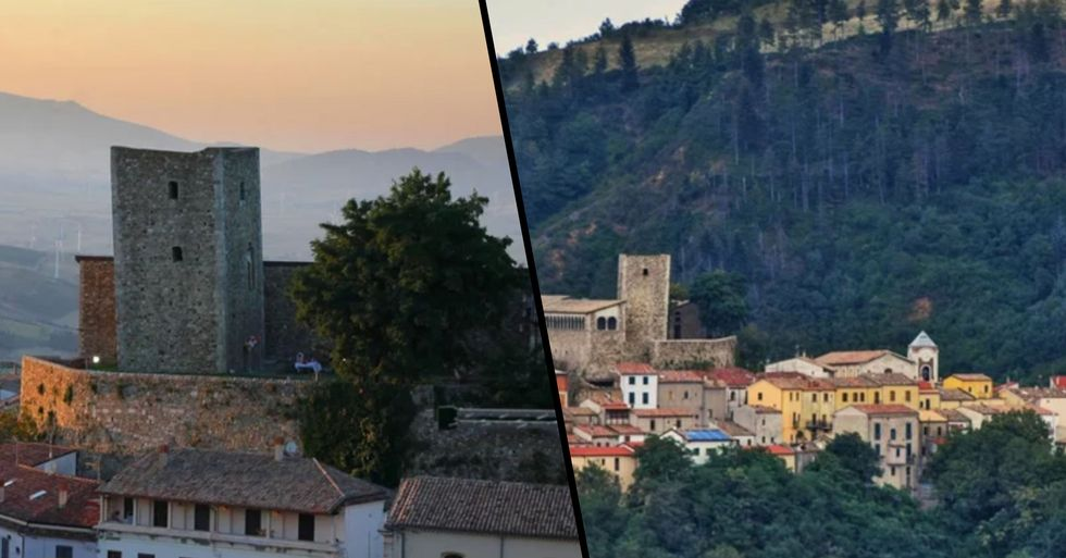 Houses Available to Buy in Stunning Italian Town for Just $1