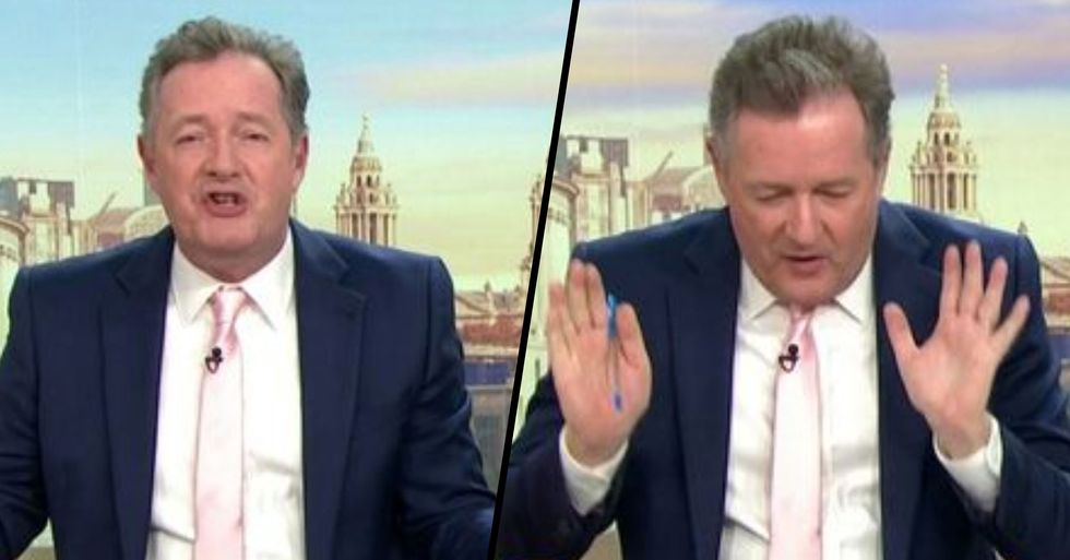 Piers Morgan Horrifies Viewers as He Mocks the Chinese Language on Live TV