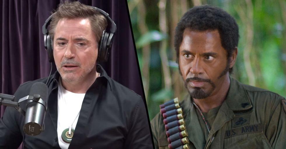 Robert Downey Jr. Has No Regrets Over 'Tropic Thunder' Blackface