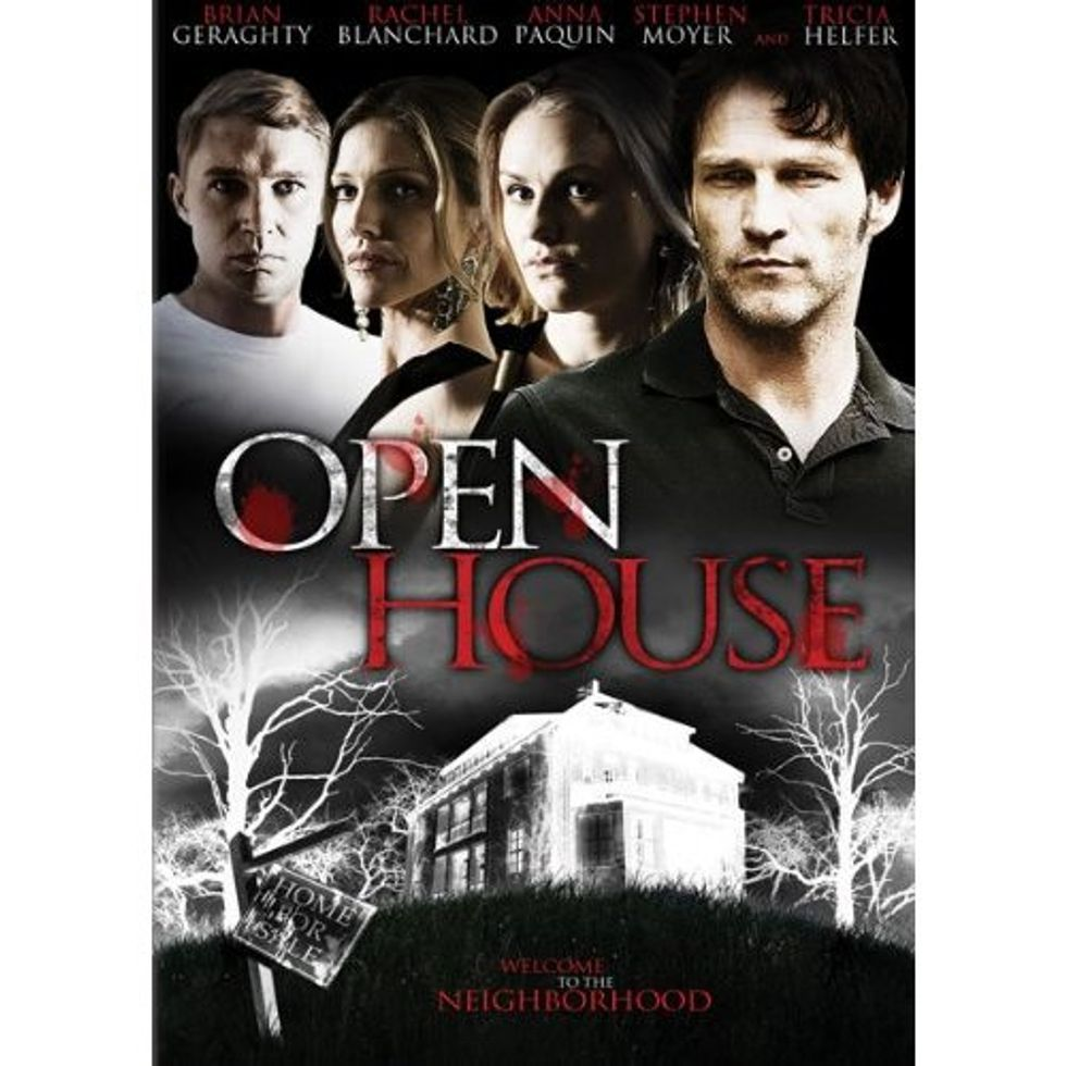 True Blood's Anna Paquin and Stephen Moyer In Open House On DVD!