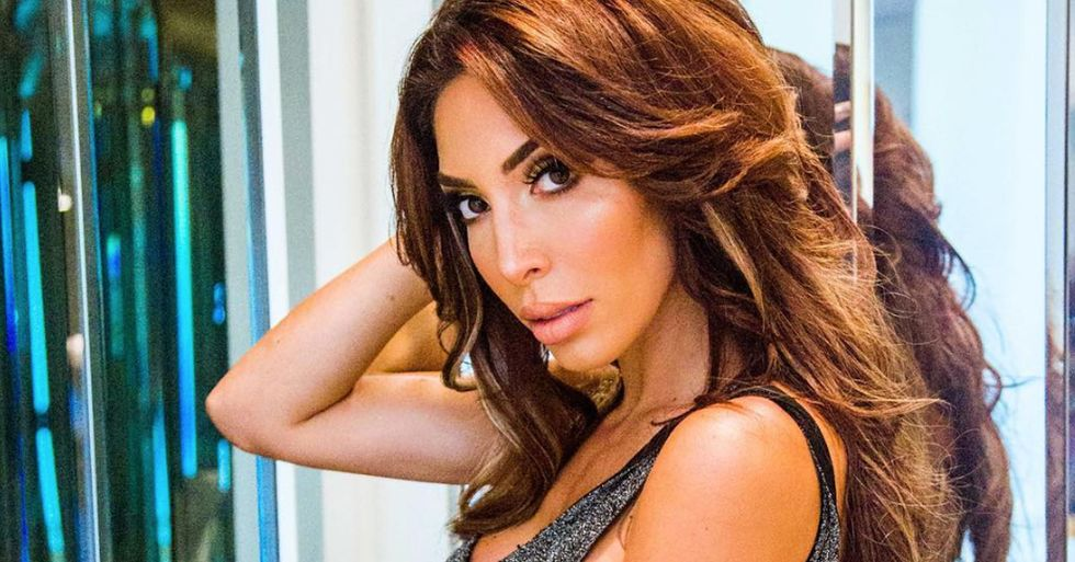 Farrah Abraham Mom-Shamed for Filming 'Inappropriate' Yacht Video in Front of Her Daughter