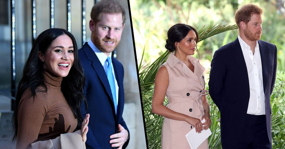 Meghan Markle and Prince Harry Reportedly Begin Talks With Elite Hollywood Team