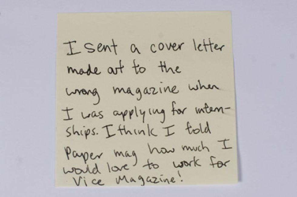 Dear PASTER Magazine...