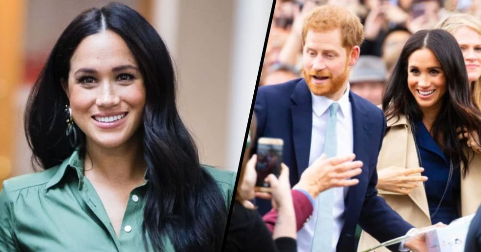 Meghan Markle Shares Unseen Pics That Show What She's Been Doing Since Leaving the Royal Family