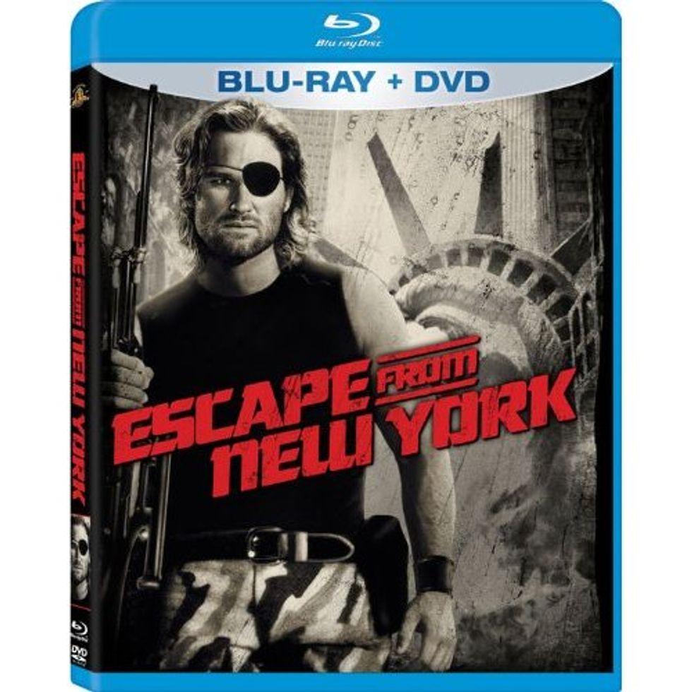John Carpenter's Escape From New York On Blu-ray!