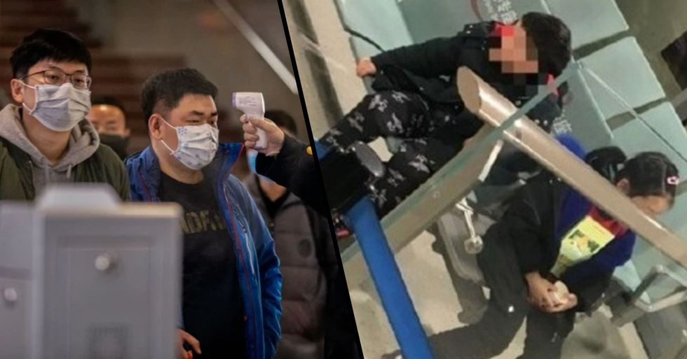 Parents 'Abandoned Sick Kids at Chinese Airport and Flew Away' Amid Virus Outbreak