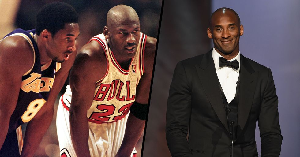 Michael Jordan Pays Painful Tribute to 'Little Brother' Kobe Bryant