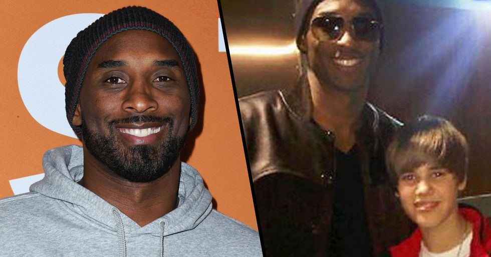 Justin Bieber Criticized For Kobe Bryant Tribute Post