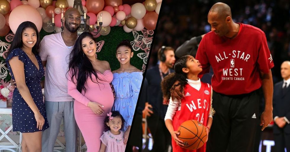 Kobe Bryant Said He Started Using Helicopters Because He Wanted to Have More Time With His Daughters