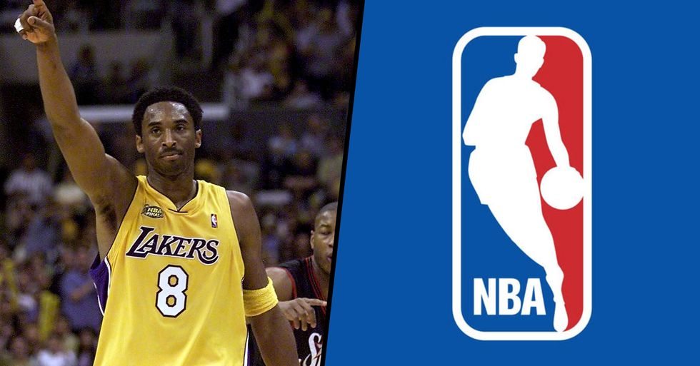 Over 200,000 People Sign Petition to Make Kobe Bryant the New NBA Logo
