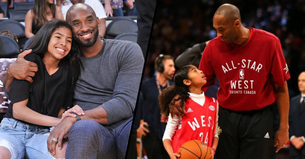 Kobe Bryant Filed 'Mambacita' Trademark for Daughter GiGi Less Than a Month Ago