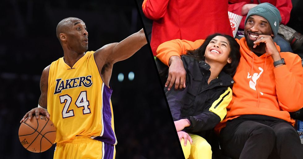 Celebrities Have Been Leaving Tributes for Kobe Bryant