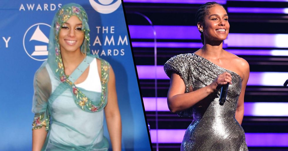 Pictures of Celebs at Their First Grammys and This Year's Show Proves Just How Much They've Changed