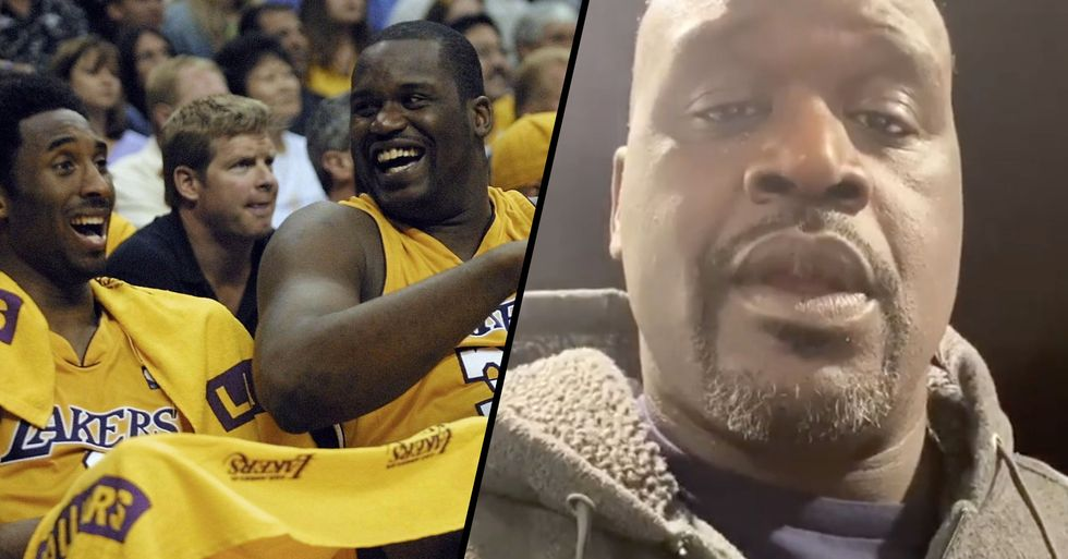 Shaquille O'Neal 'Not Doing Well' Following Kobe Bryant's Death